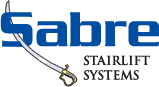 Sabre Stairlifts logo